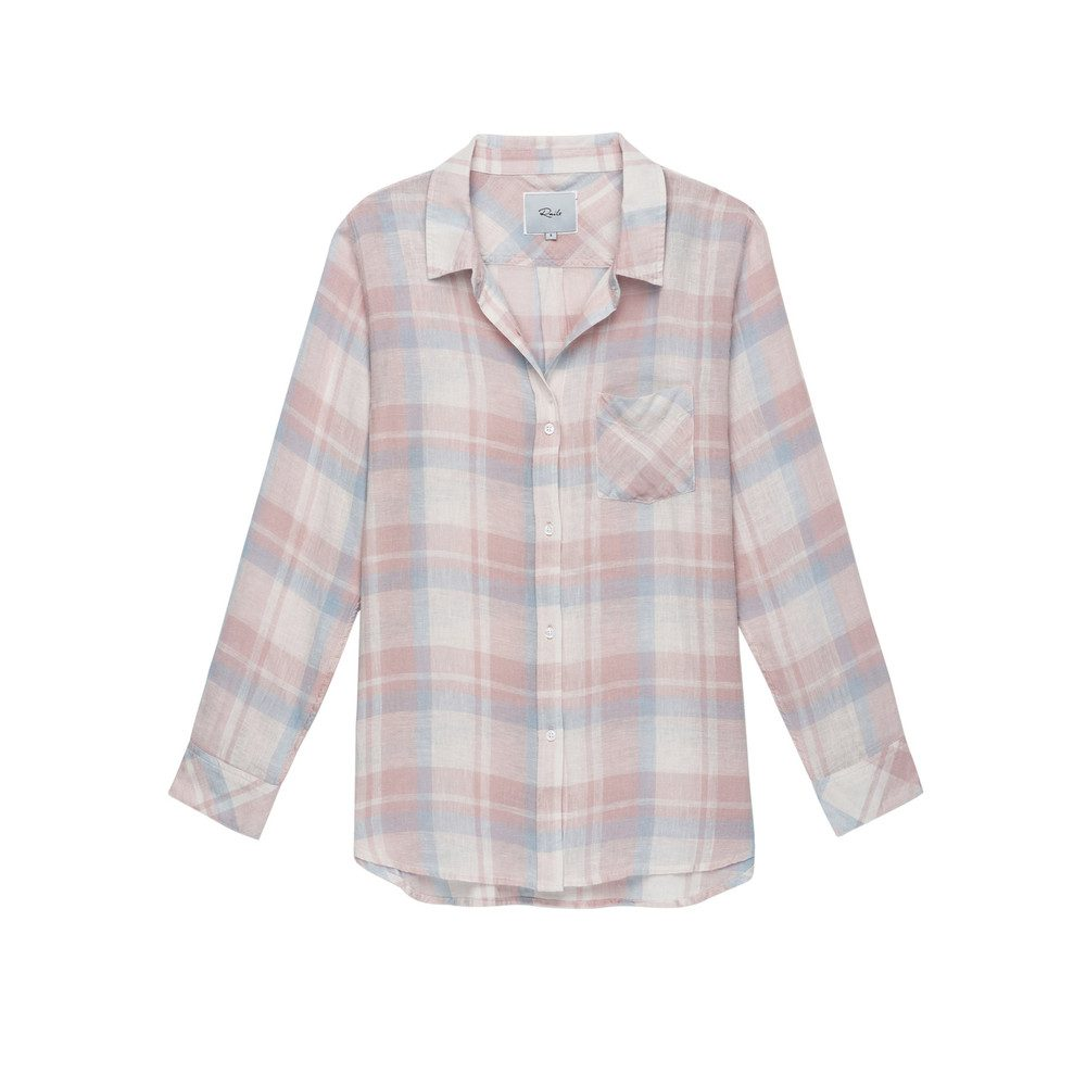 Charli Shirt - Verona Plaid