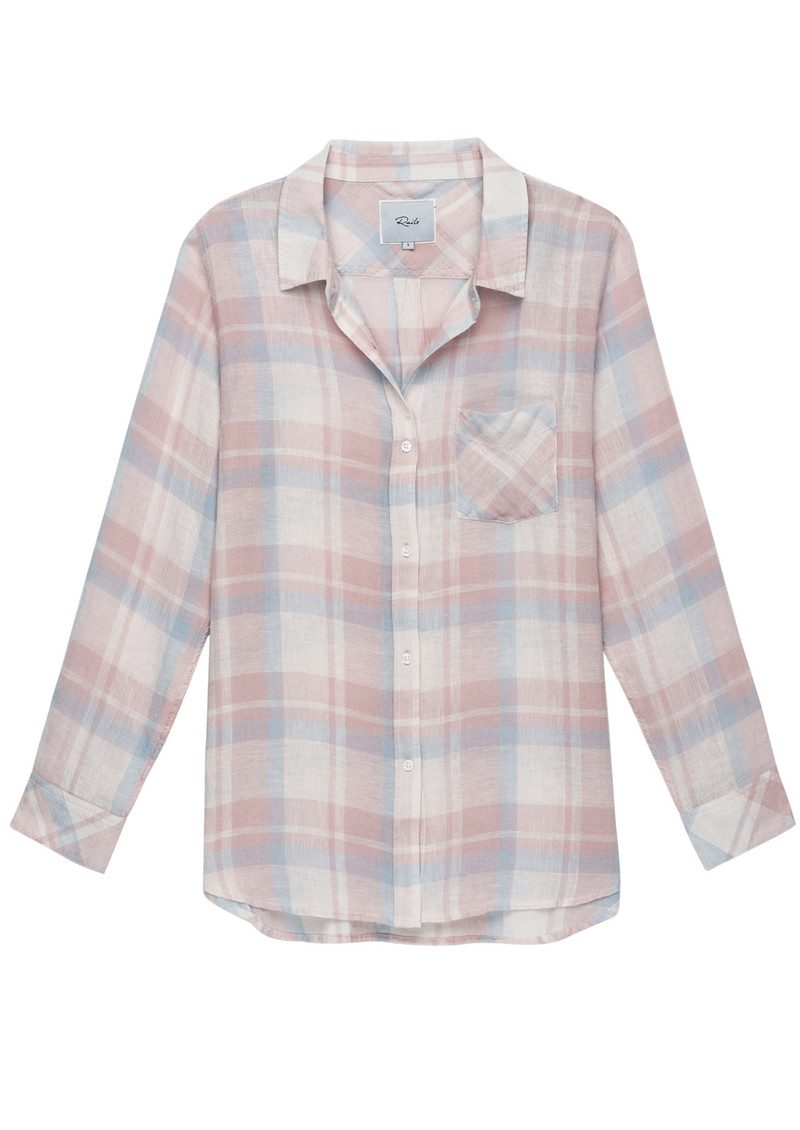 Rails Charli Shirt - Verona Plaid main image