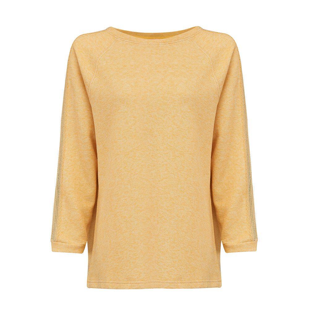 Chen Sweater - Golden Cream