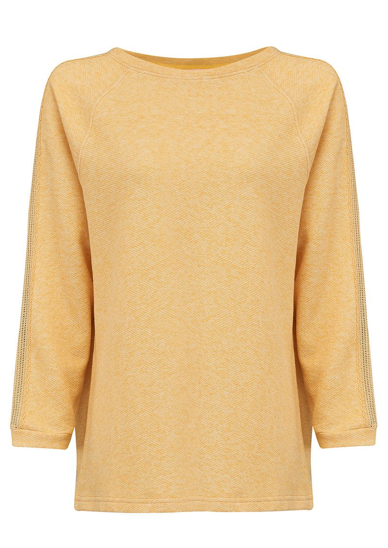 CUSTOMMADE Chen Sweater - Golden Cream main image