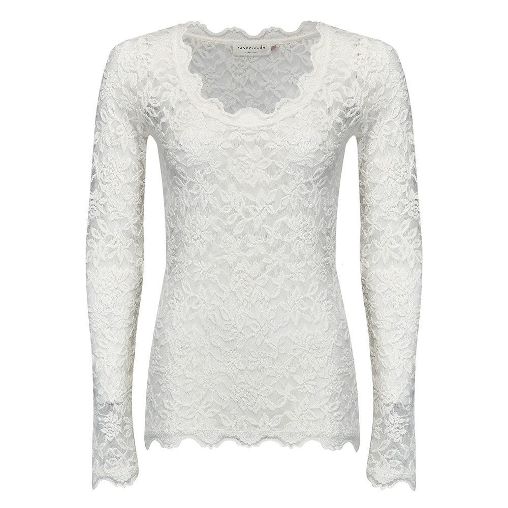 Delicia Lace Top - New White