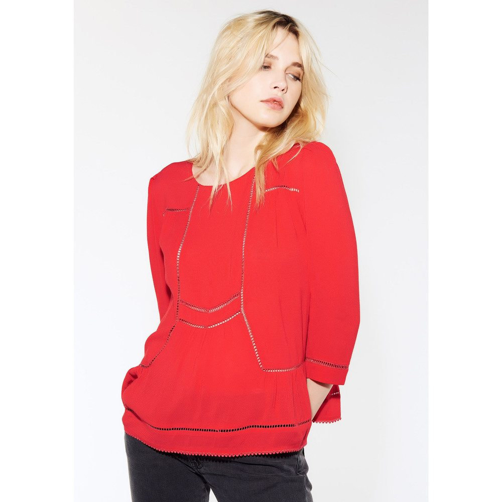 Wolt Blouse - Red