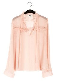 Twist and Tango Adeline Blouse - Rose