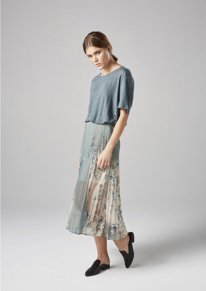 Twist and Tango Gina Skirt - Poppy Flower main image