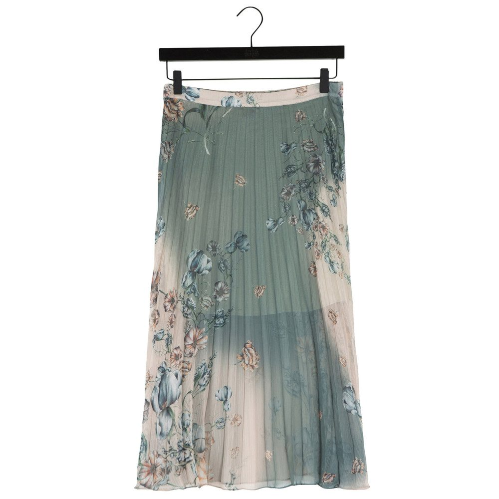 Gina Skirt - Poppy Flower