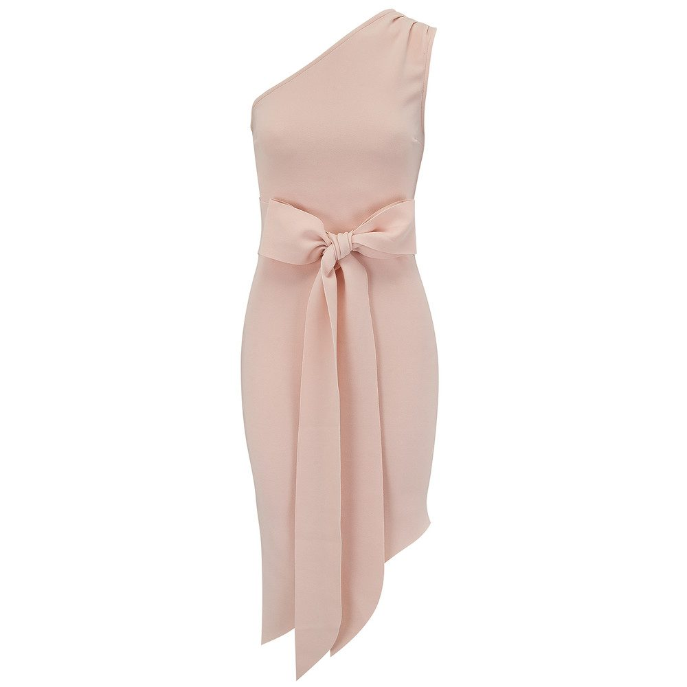 Mystify Asymetric Dress - Ballet