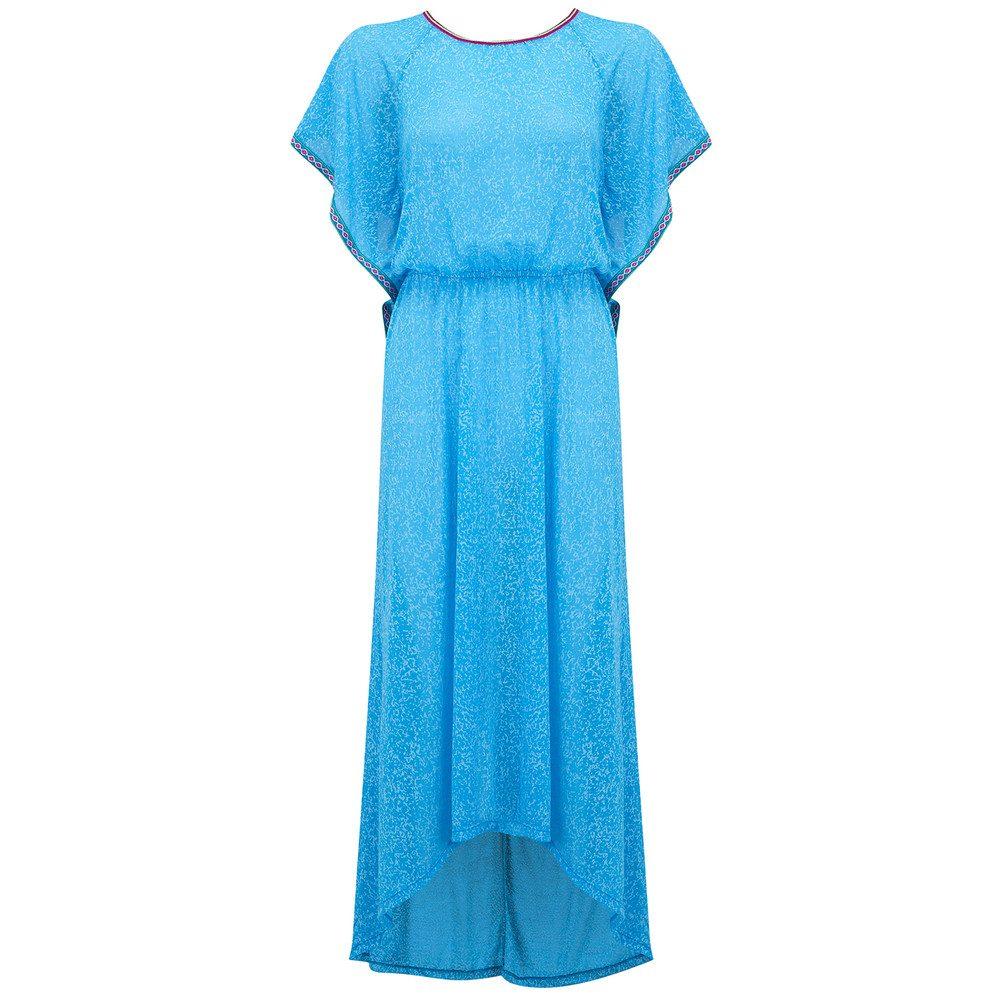 Florentina Maxi Dress - Blue