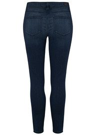 Paige Denim Jane Zip Crop Jeans - Wilson