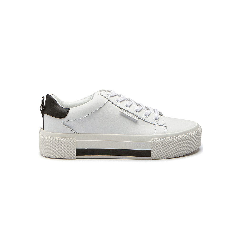 Tyler Trainers - White & Black