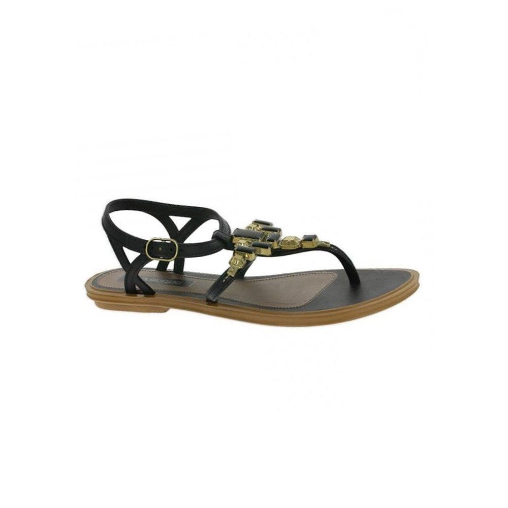 Lustre Sandals - Black