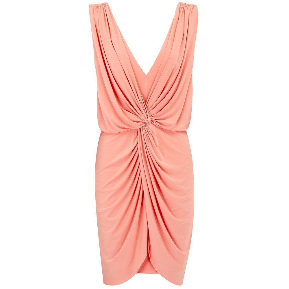 Leza Dress - Blush