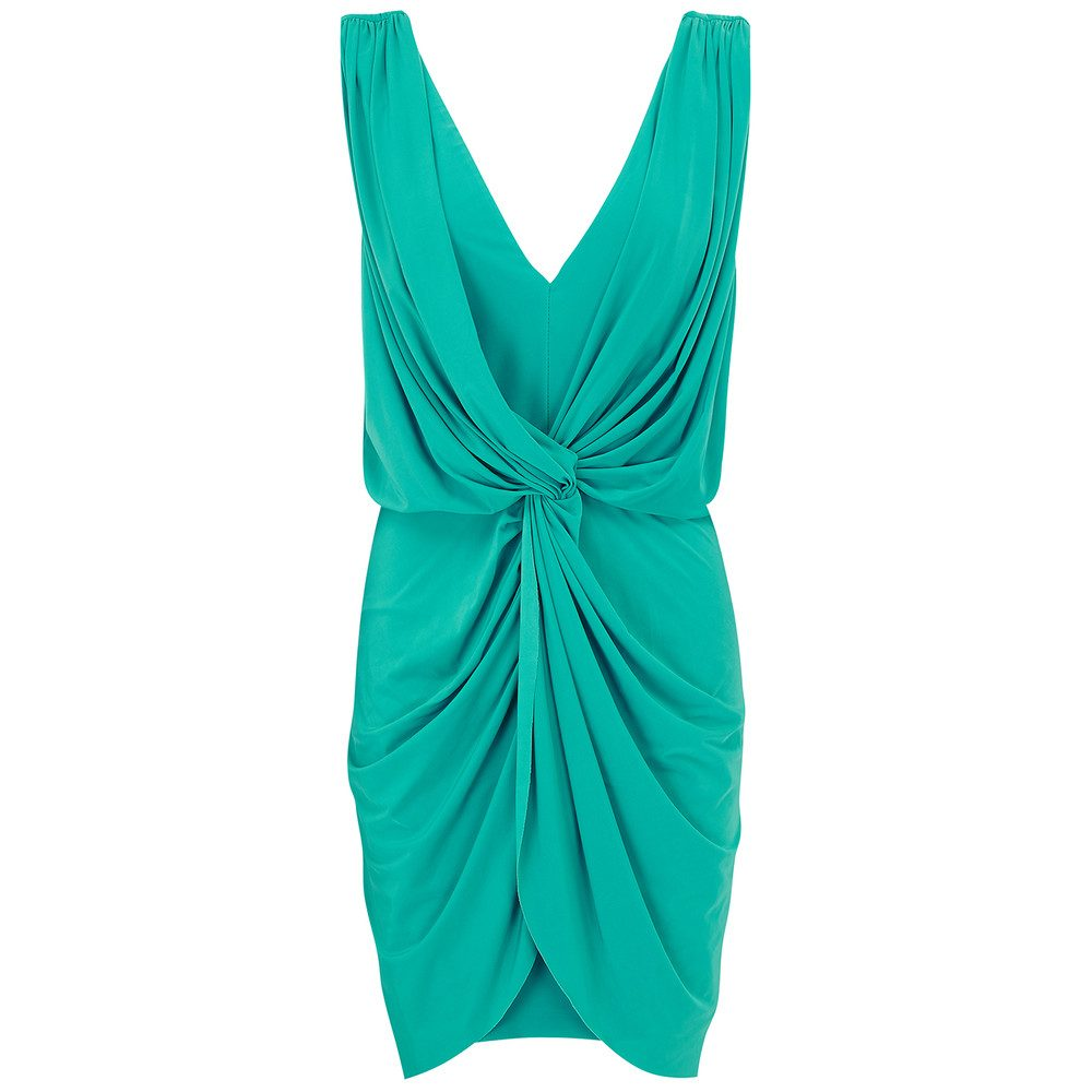 Leza Dress - Jade