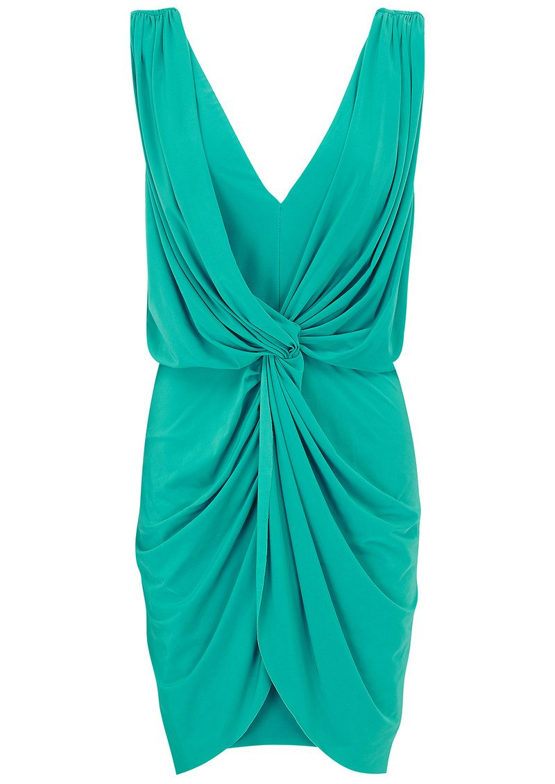MISA Los Angeles Leza Dress - Jade main image