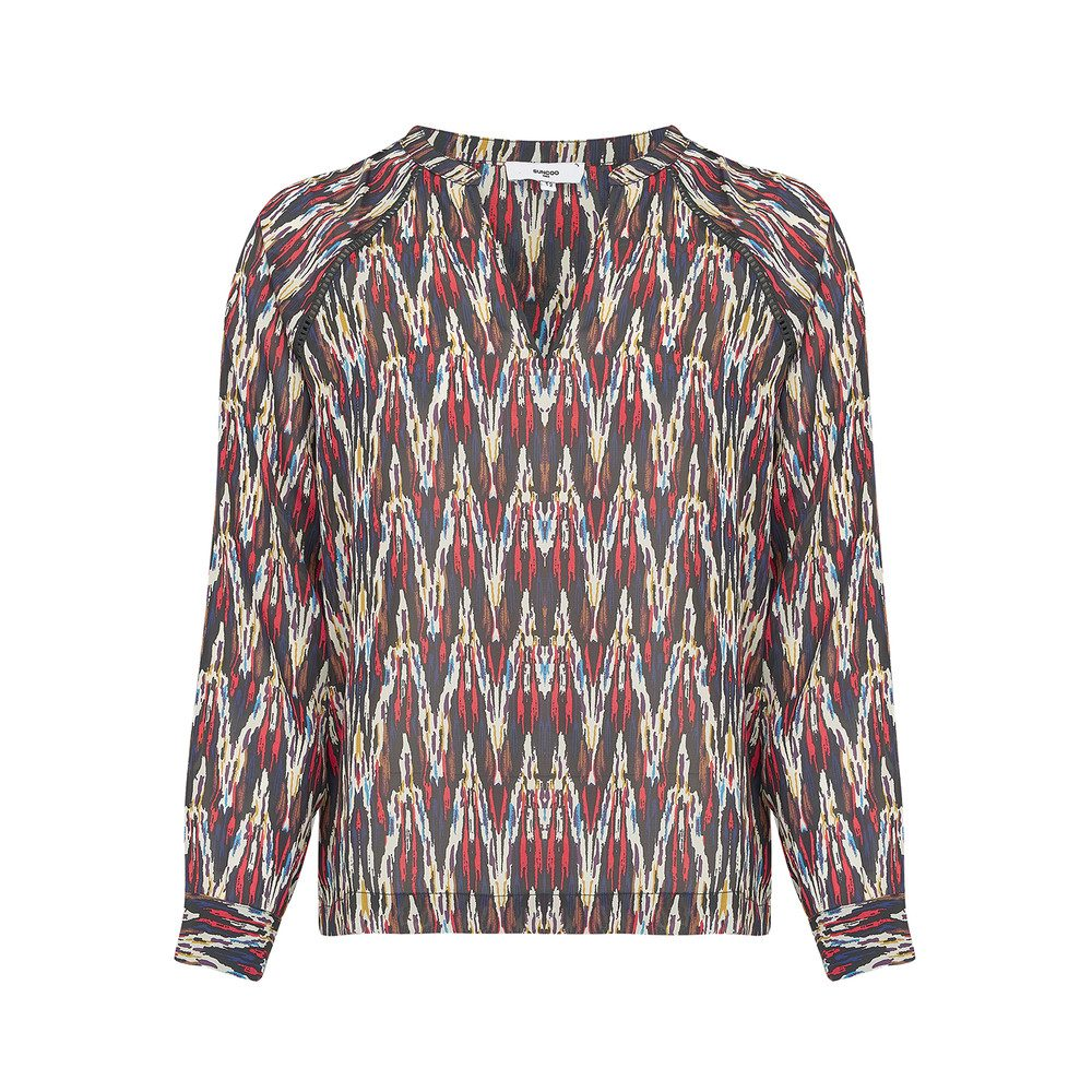 Lilou Blouse - Red