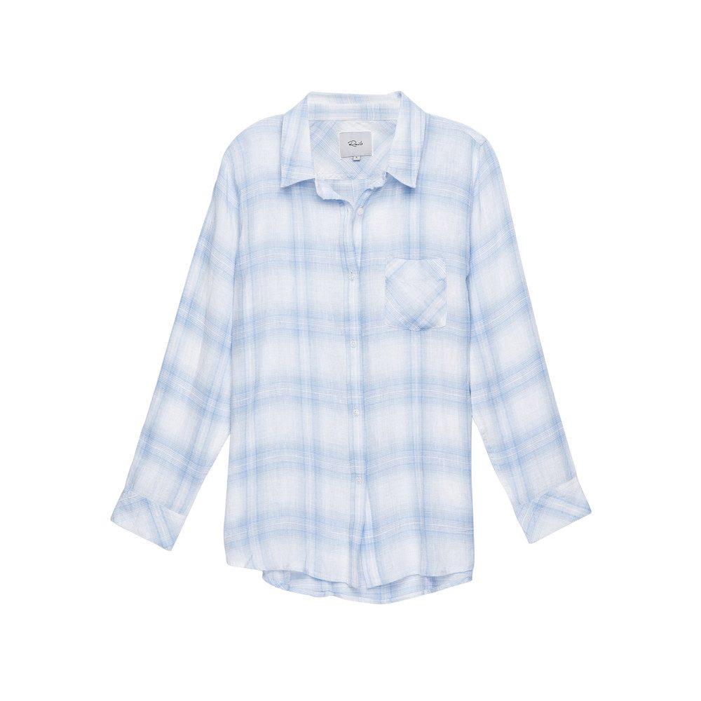 Charli Shirt - Corsica Plaid