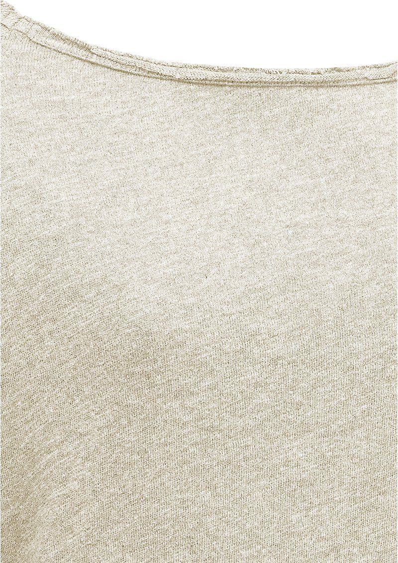 American Vintage Sonoma Long Sleeve Tee - Pearl main image