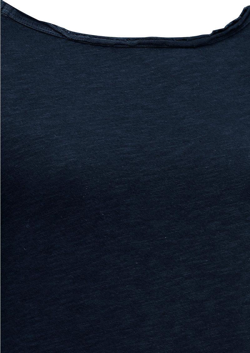 American Vintage Sonoma Long Sleeve Tee - Twilight main image