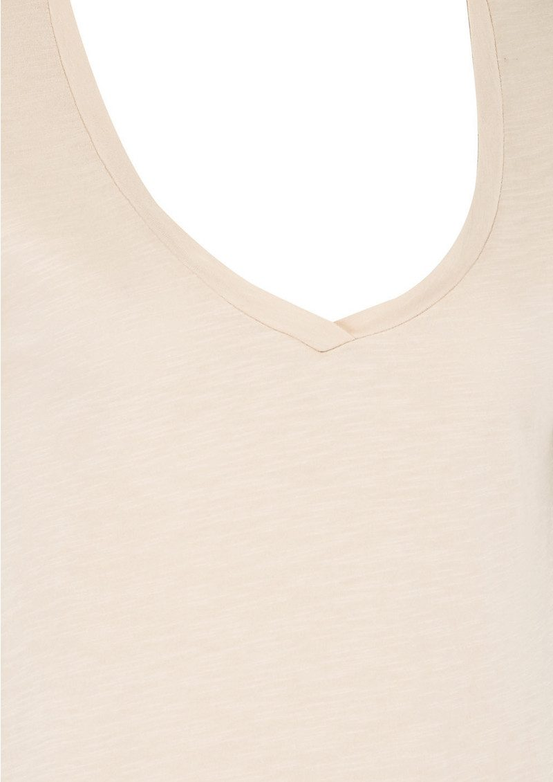 American Vintage Jacksonville Short Sleeve T-Shirt - Fog main image