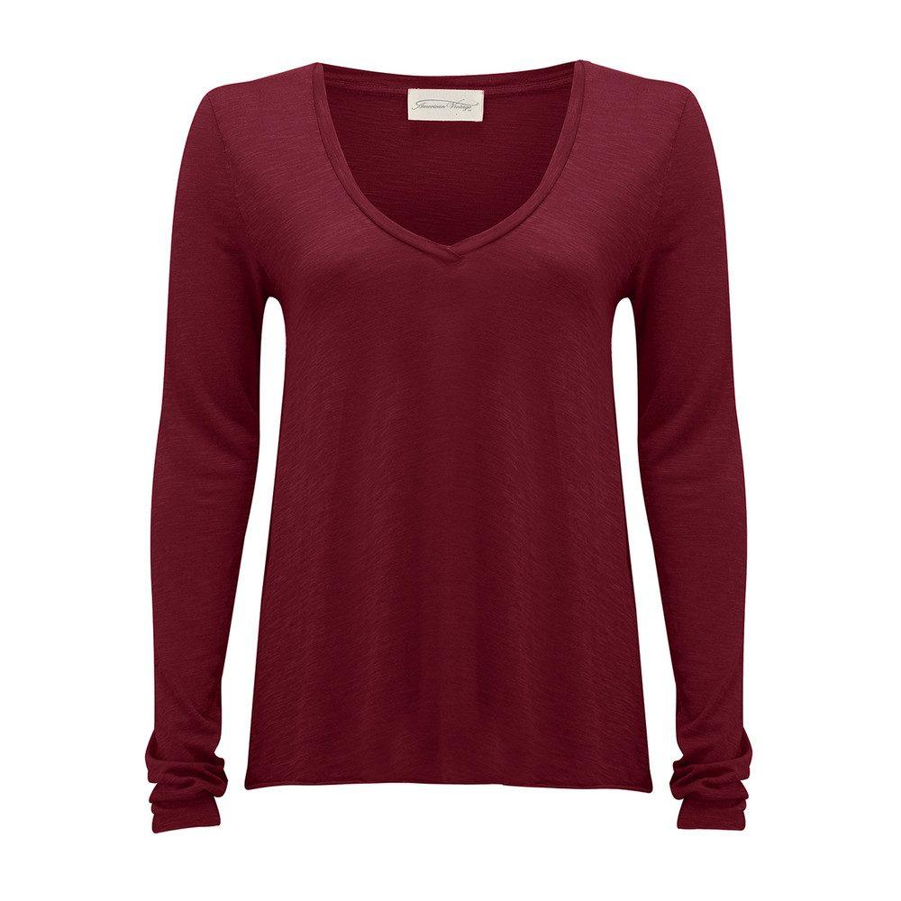 Jacksonville Long Sleeved T-Shirt - Grenadine