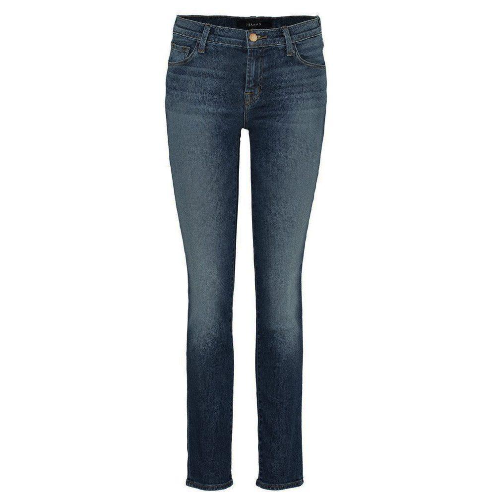 Maude Mid Rise Cigarette Leg Jeans - Idolize
