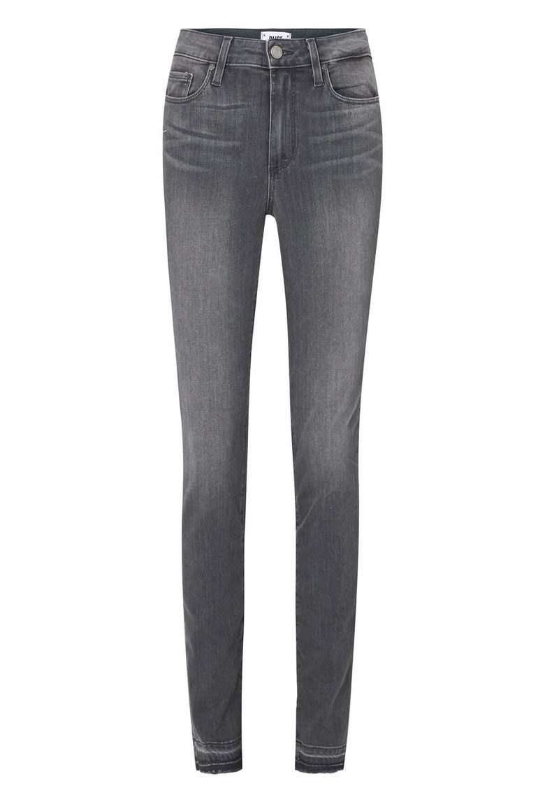 Hoxton Ankle Peg Released Hem Jeans - Silvie main image