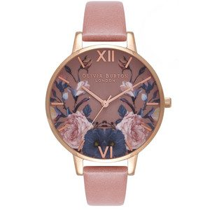 Enchanted Garden Watch - Rose & Rose Gold