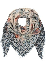 Becksondergaard Edith Wool Scarf - Candlelight Peach