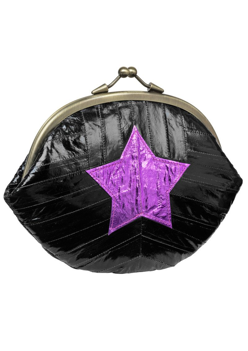 Becksondergaard Granny Star Purse - Black main image
