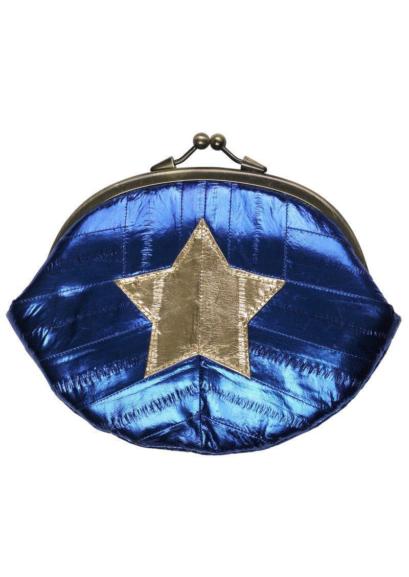Becksondergaard Granny Star Purse - Medieval Blue main image