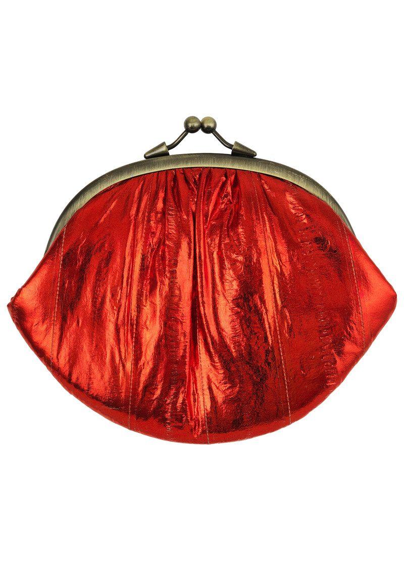 Becksondergaard Granny Purse - Rumba Red Metallic main image