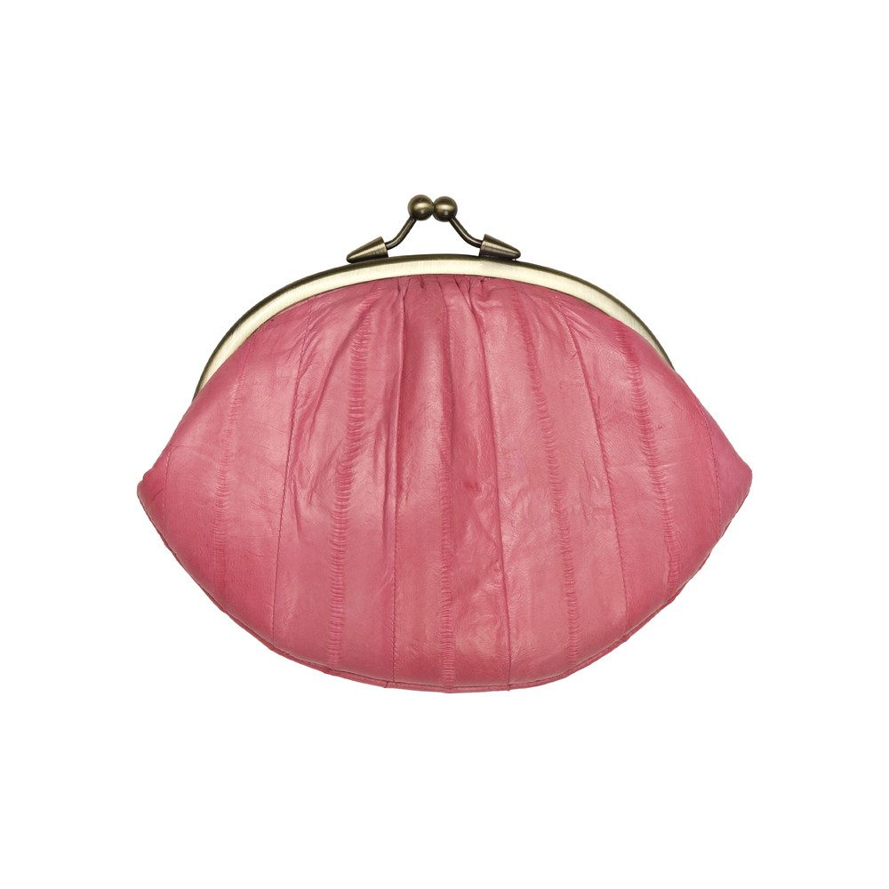 Granny Purse - Peach Pink