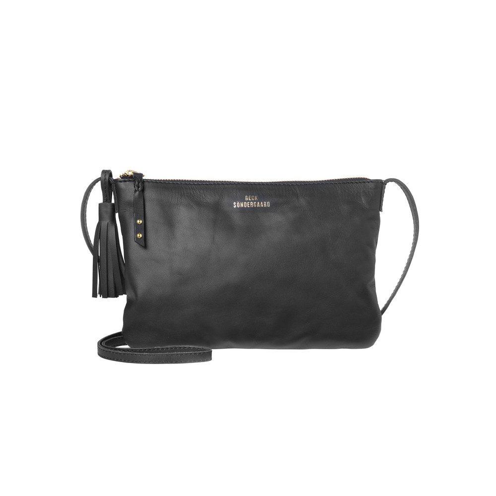 Lymbo Leather Bag - Black