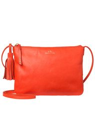 Becksondergaard Lymbo Leather Bag - Cherry Tomato