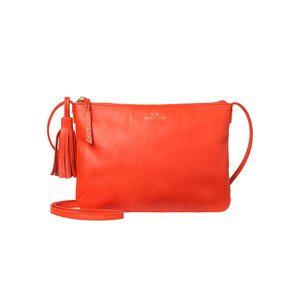 Lymbo Leather Bag - Cherry Tomato