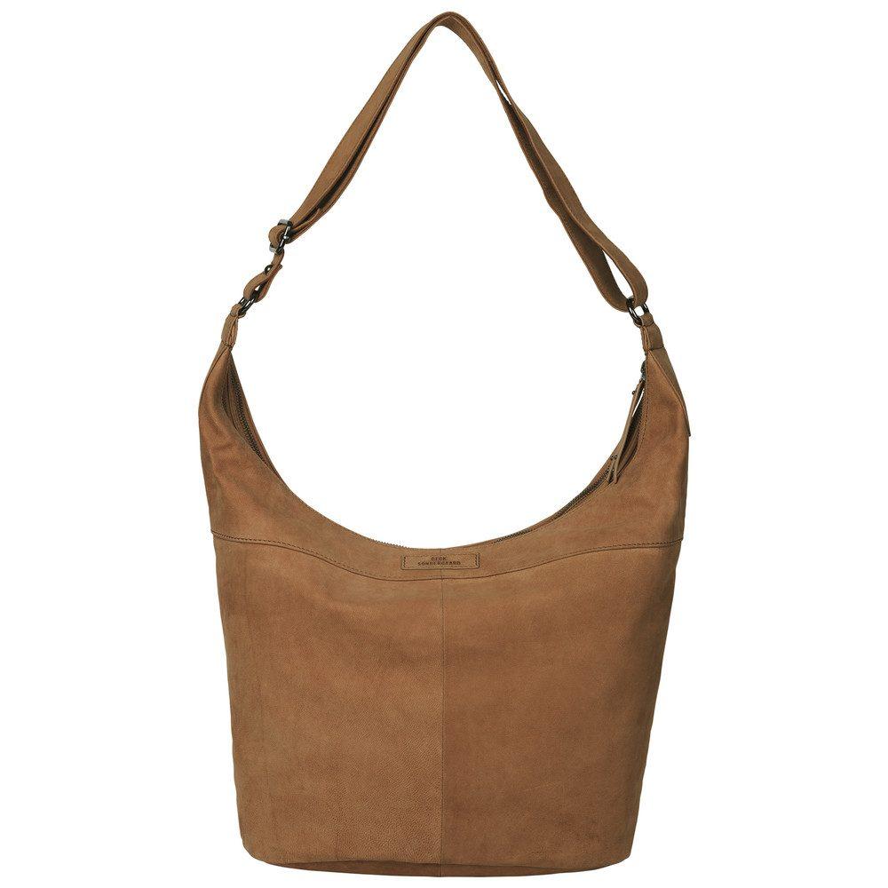Beck Leather Bag - Tan