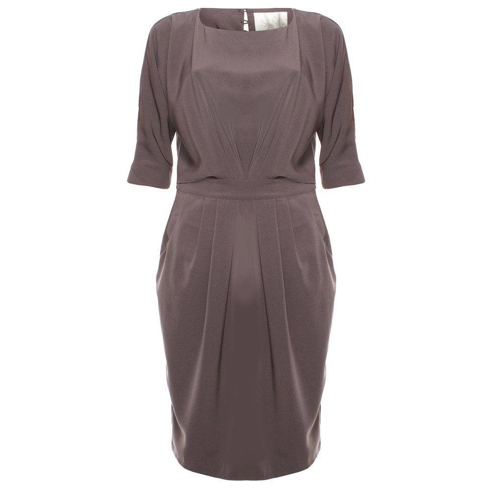 Ashlee Dress - Steel