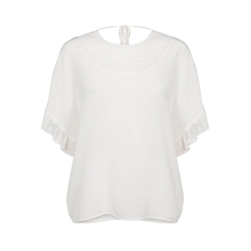 Hanne Blouse - Whisper White
