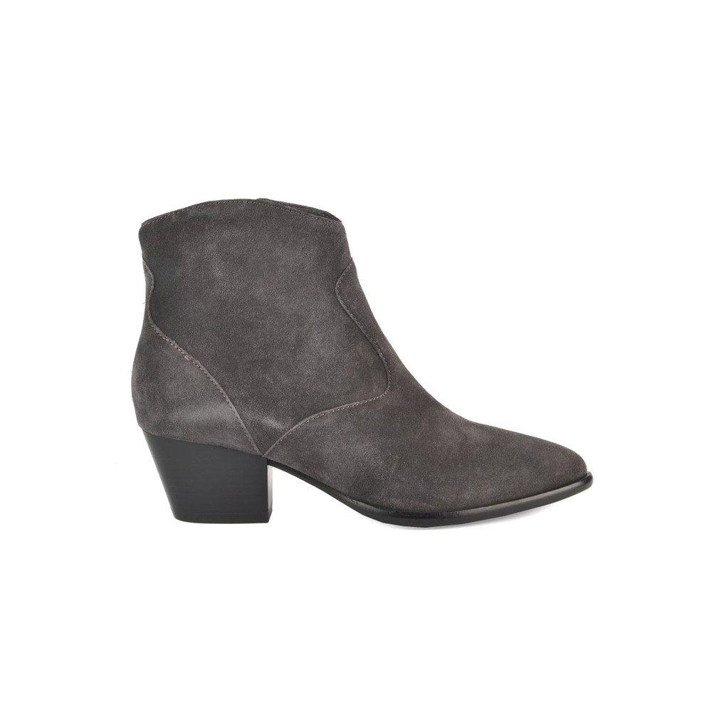 Heidi Bis Suede Boots - Bistro