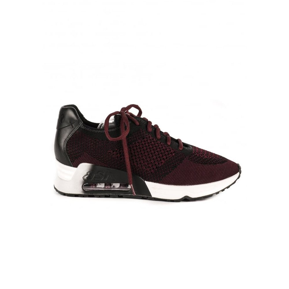 Lucky Knit Trainers - Black & Borolo