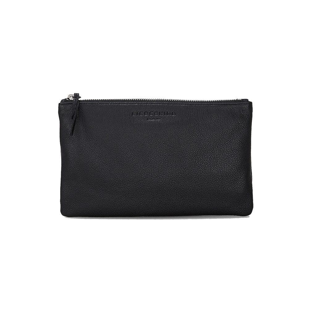 Jenny H7 Leather Pouch - Oil Black
