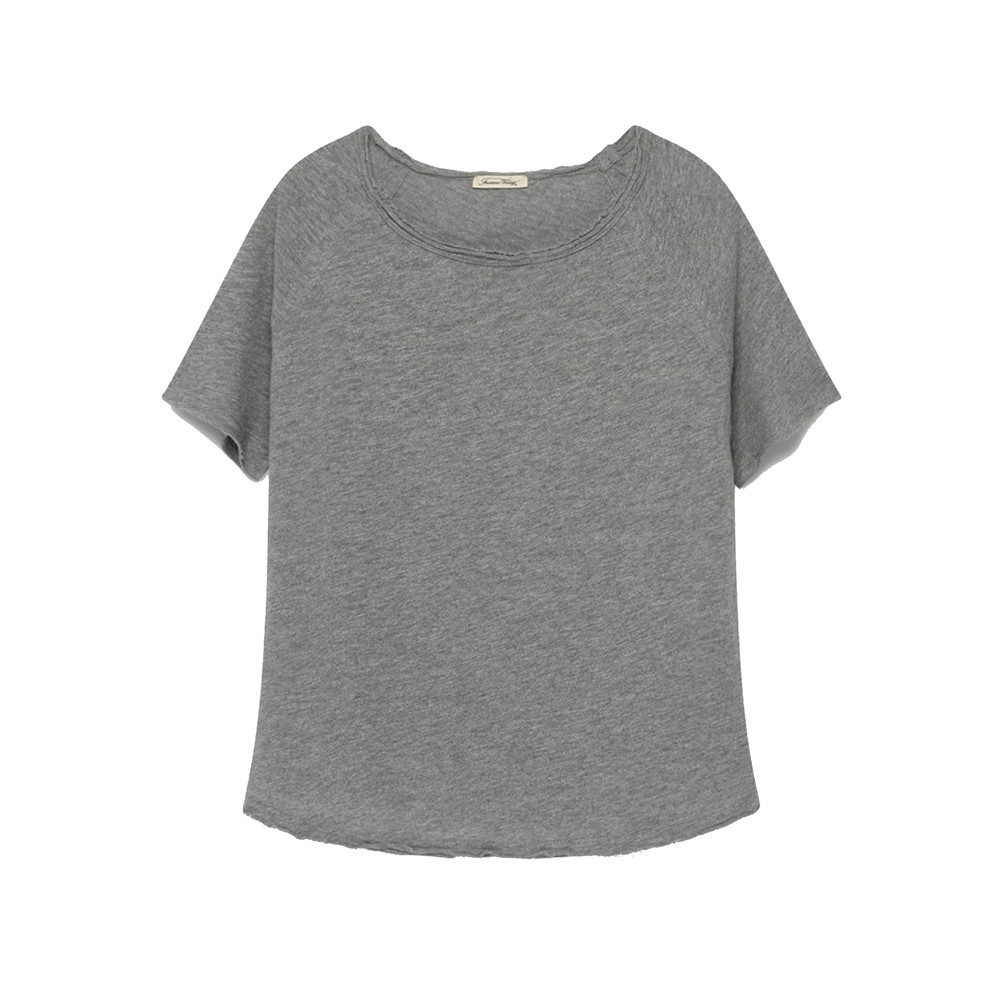 Sonoma Short Sleeve Top- Heather Grey