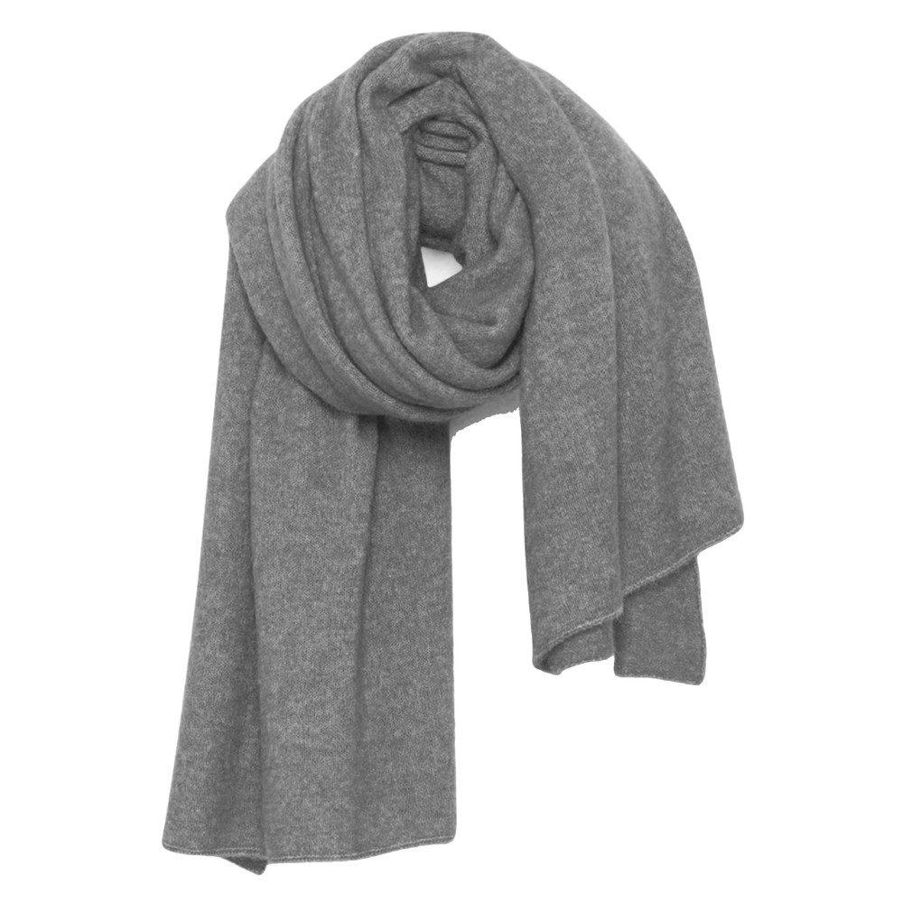 Wixtonchurch Scarf - Grey Melange