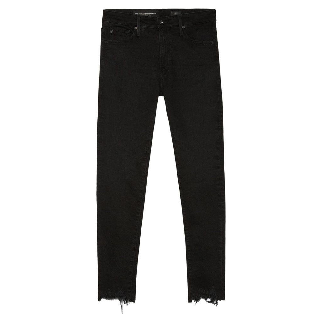 The Farrah Skinny Jeans - Black Storm