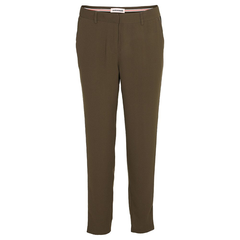 Muno Trousers - Dark Olive