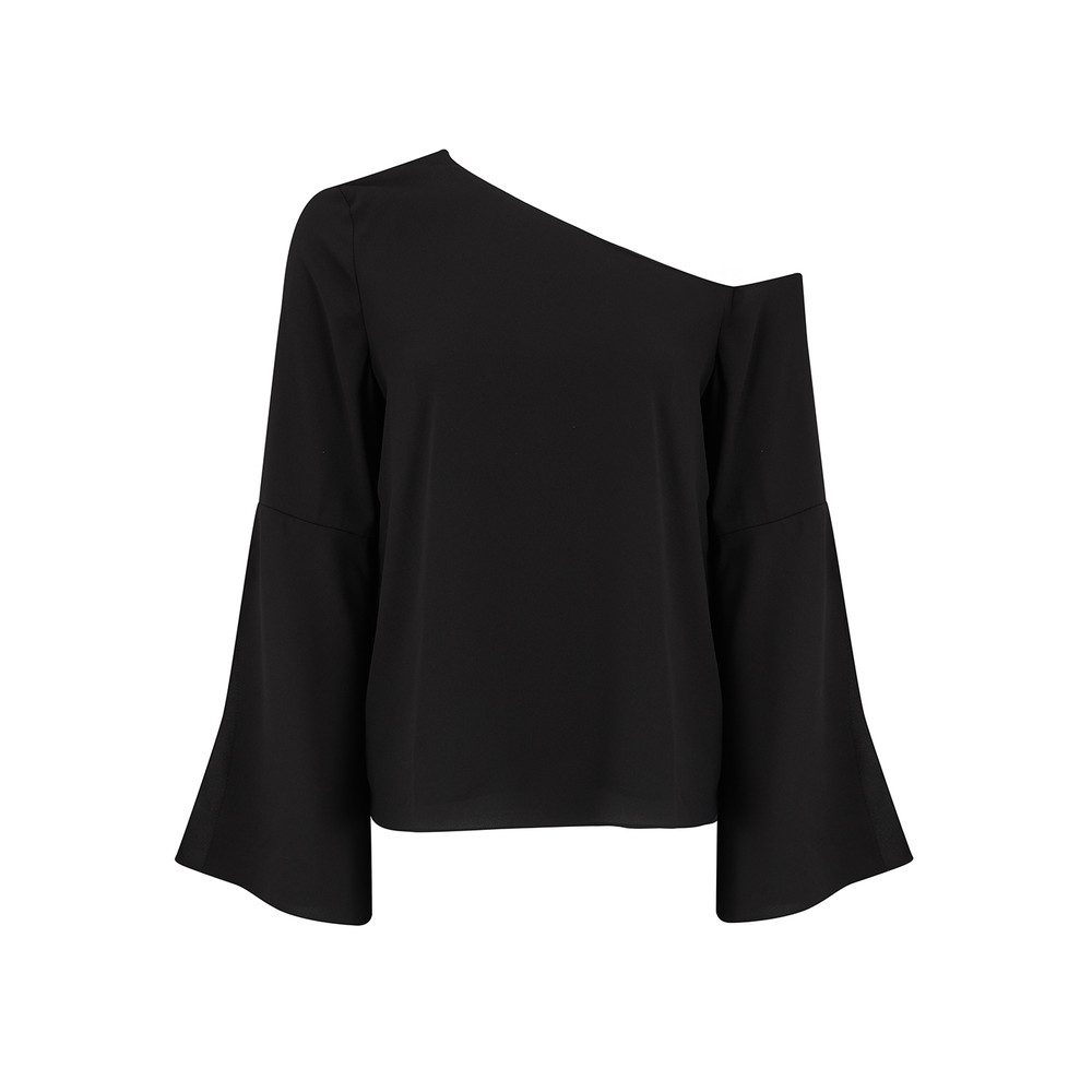 Elin Sliding Top - Black