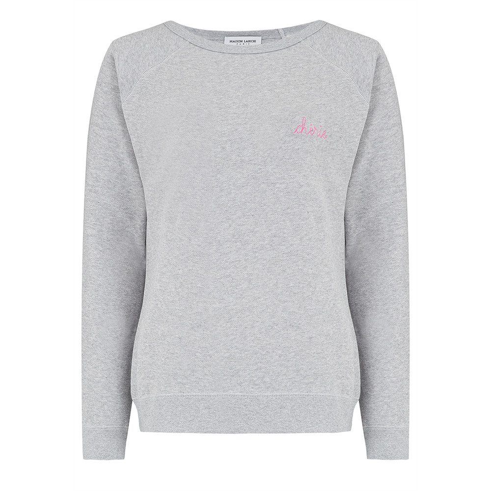 Cherie Sweater - Grey