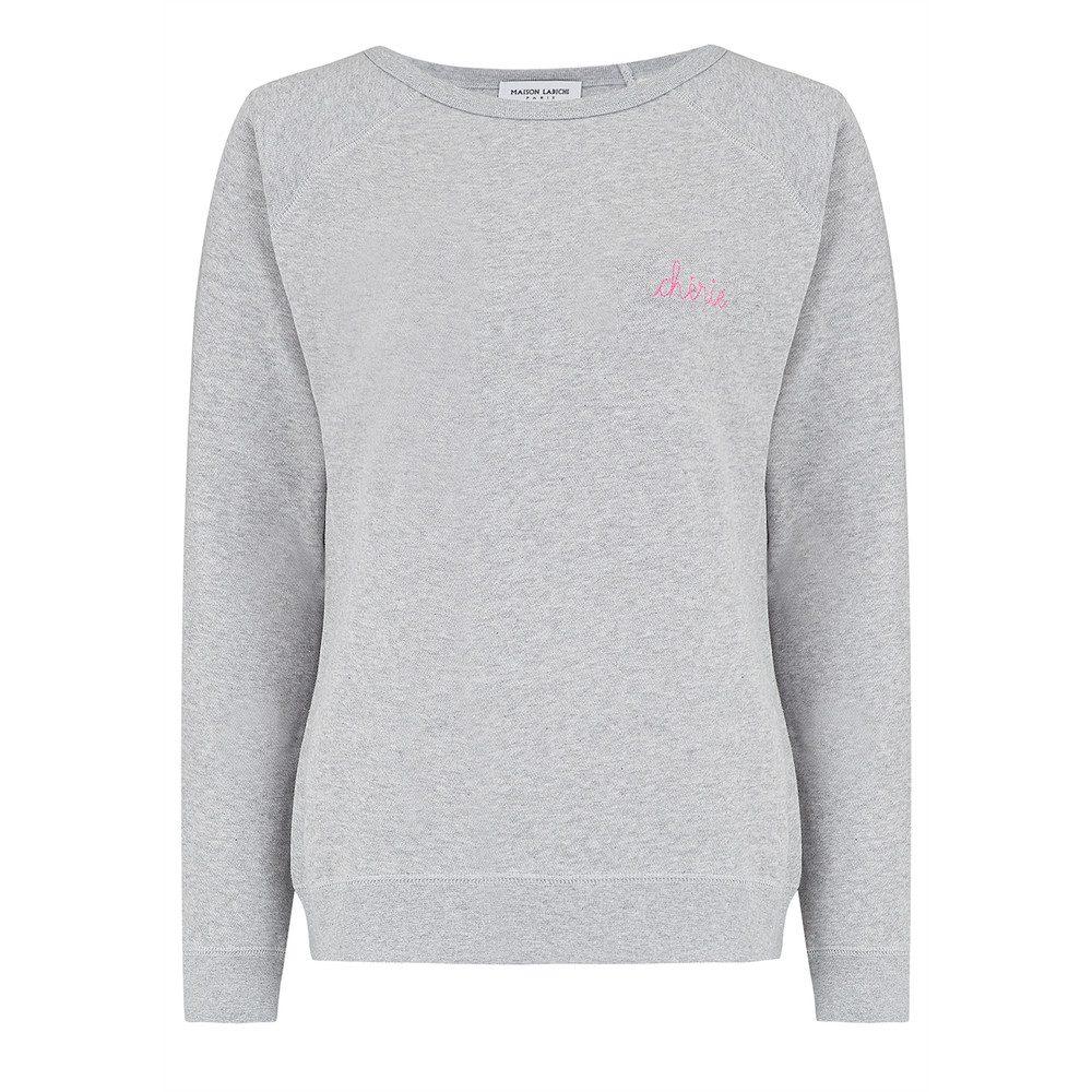 Cherie Sweater - Grey