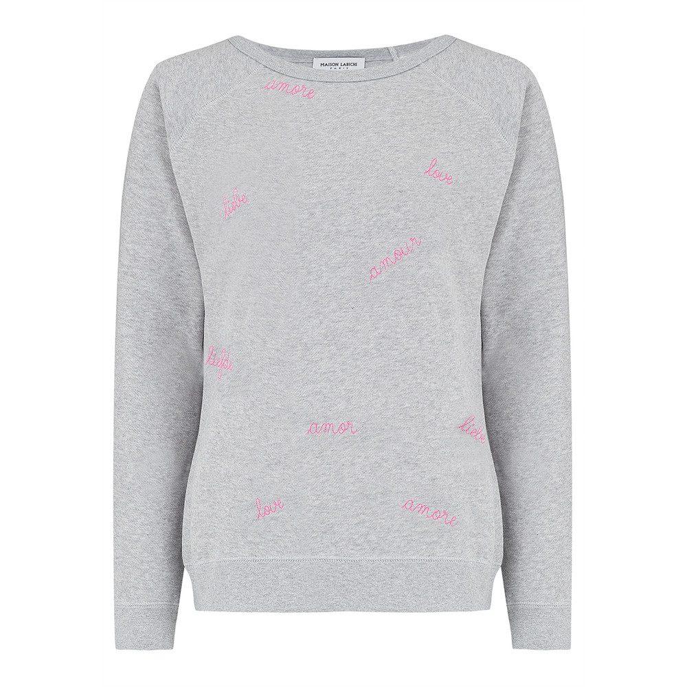 Mega Love Sweater - Grey