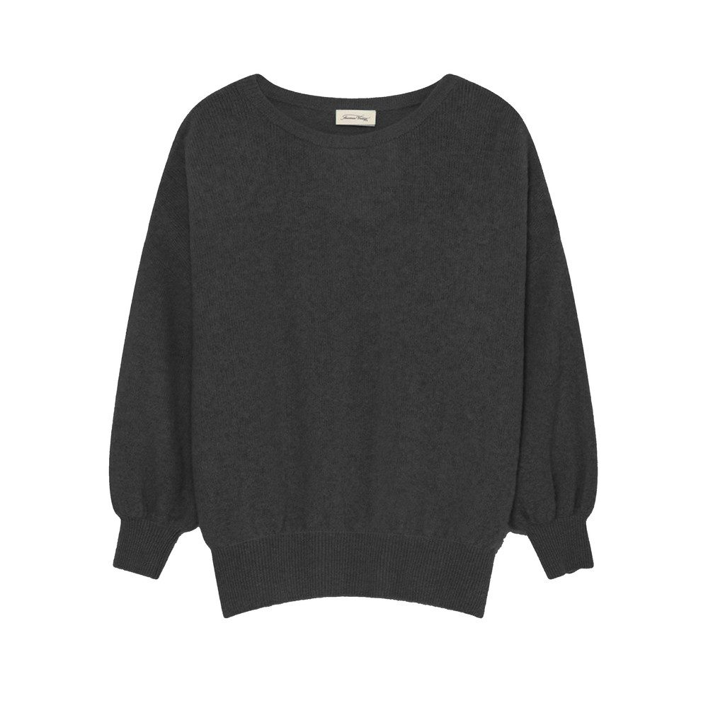 Hanapark Jumper - Charcoal