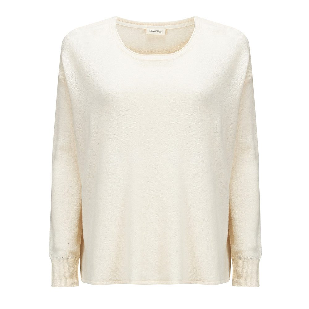 Svansky Pullover - White